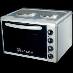 Малка готварска печка Елдом МГП 203 VFB