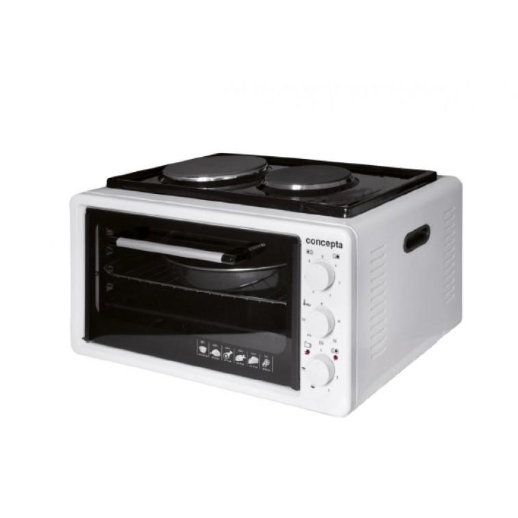 Малка готварска печка Concepta EO 3620