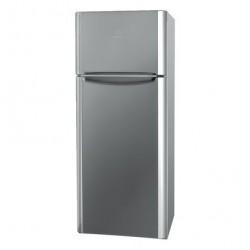 Хладилник с горна камера Indesit TIAA 12 X