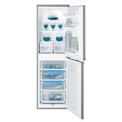 Хладилник с фризер Indesit CAA 55 NX
