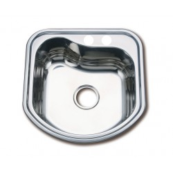 Мивка за вграждане Inter Ceramic 4948