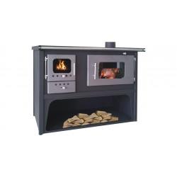 Готварска печка на твърдо гориво Zvezda Класик Макси