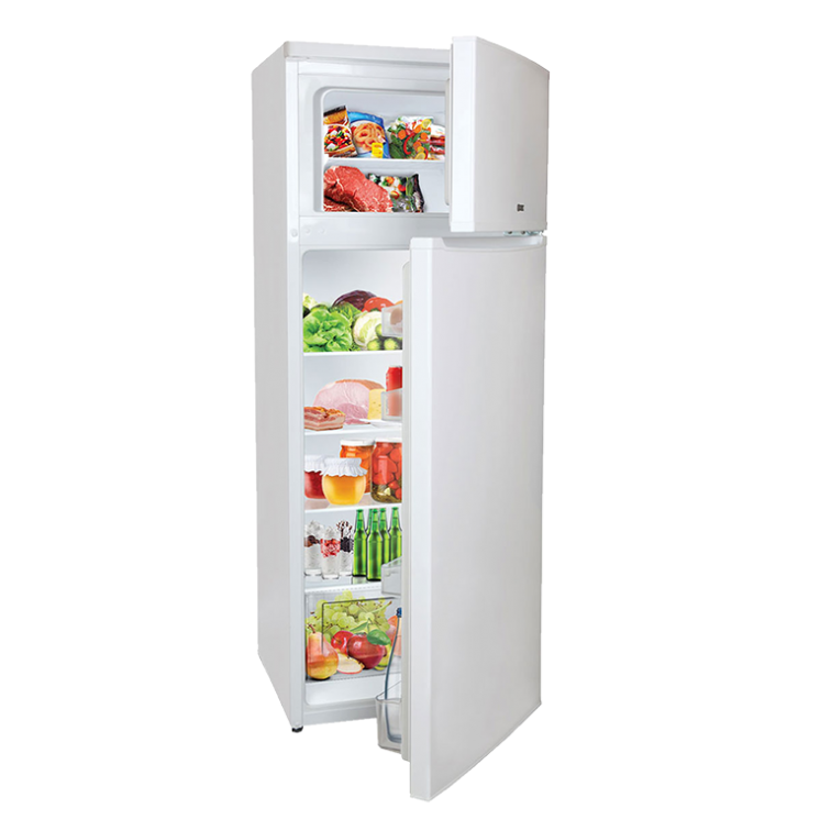 Хладилник с горна камера VOX KG2800
