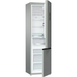 Хладилник с фризер Gorenje NRK6201MX4
