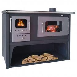 Готварска печка на твърдо горивоZvezda Класик Макси ВР 12