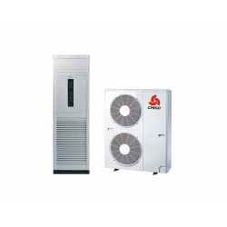 Климатик CHIGO CF 140A6A E 41AF2A 48000 Btu колона