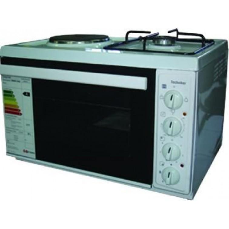 Малка готварска печка Техникер TK 11 G