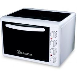 Малка готварска печка Елдом МГП 201 VFE