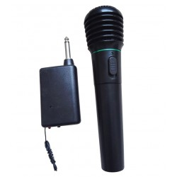 Безжичен микрофон Elekom ЕК 9908