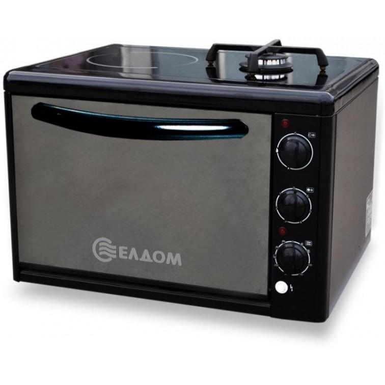 Малка готварска печка Елдом МГП 211 VFEN