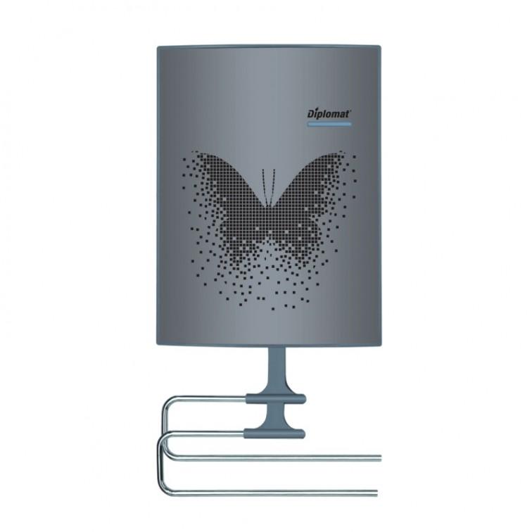 Вентилаторна печка за баня Diplomat DPL VTB 9010 P