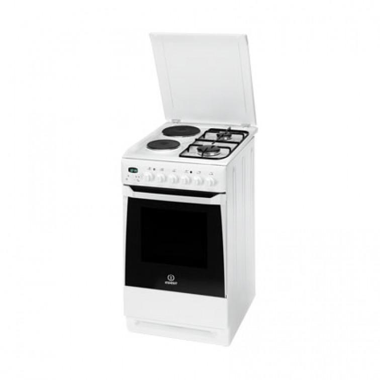 Готварска печка Indesit KN3N65SA W