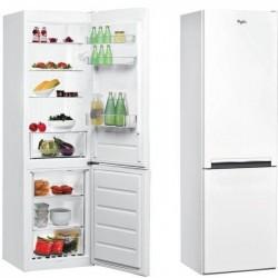 Хладилник с фризер Whirlpool BLF 8001 W