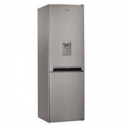Хладилник с фризер Whirlpool BSNF 8101 OX AQUA